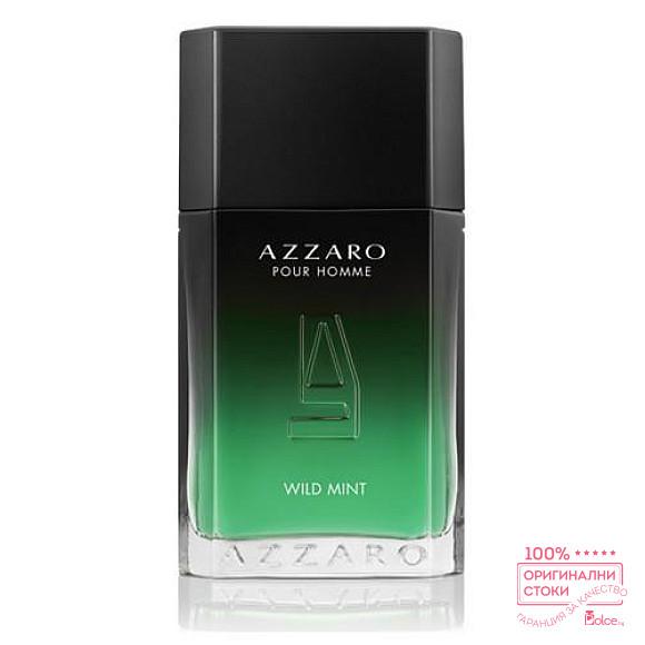 Azzaro Pour Homme Wild Mint Парфюм за мъже без опаковка EDT