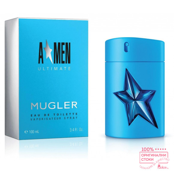 Thierry Mugler A*Men Pure Ultimate Парфюм за мъже EDT
