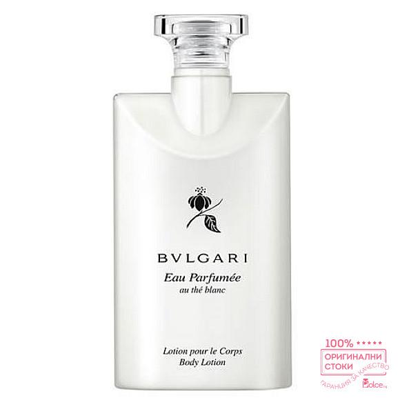 Bvlgari Eau Parfumee au The Blanc Унисекс лосион за тяло