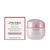 shiseido white lucent brightening gel cream изсветляващ гел крем за лице
