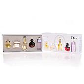 christian dior les parfums miniature set подаръчен комплект за жени