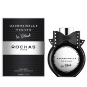 rochas mademoiselle in black парфюм за жени edp