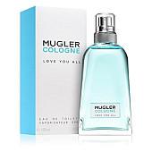 mugler cologne love you all edt -унисекс тоалетна вода