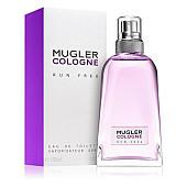 mugler cologne run free edt - унисекс тоалетна вода