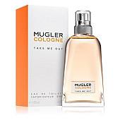 mugler cologne take me out edt - унисекс тоалетна вода
