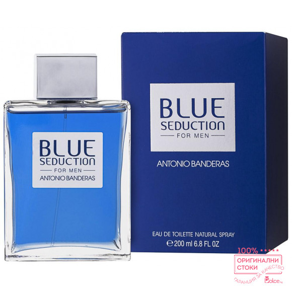 Antonio Banderas Blue Seduction Парфюм за мъже EDT