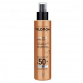 filorga uv bronze body anti ageing sun oil spf 50 слънцезащитно сухо олио за тяло с подмладяващ ефект