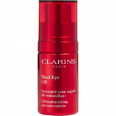 clarins total eye lift kонцентрат с лифтинг ефект за околоочната зона без опаковка