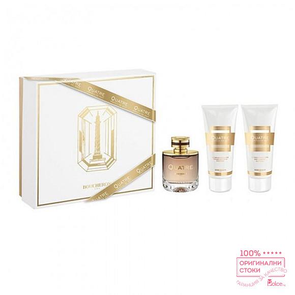 Boucheron Quatre Absolu de Nuit Pour Femme Подаръчен комплект за жени