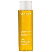 clarins tonic bath  shower concentrate тонизиращ гел за душ и вана с етерични масла без опаковка