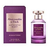 Abercrombie & Fitch Authentic Night Парфюм за жени EDP