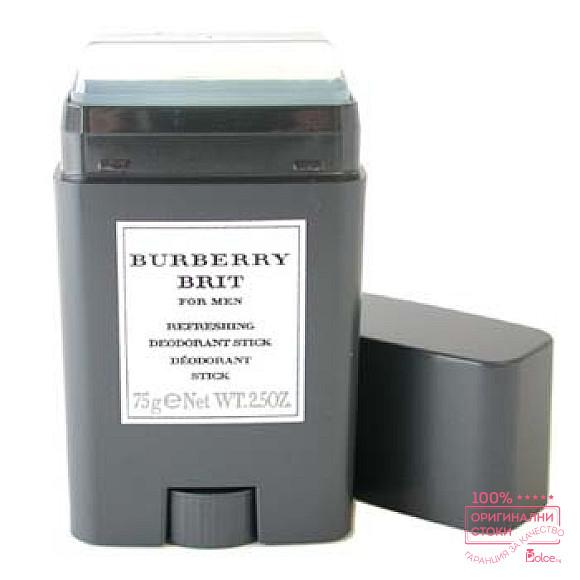 Burberry Brit дезодорант стик  за мъже