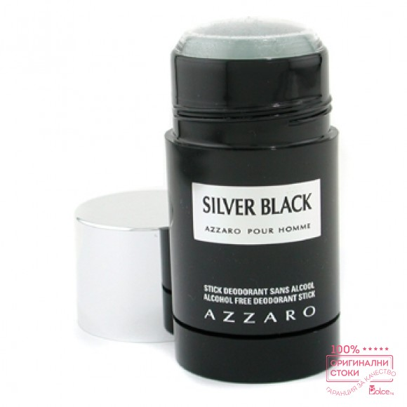 Azzaro Silver Black - дезодорант стик за мъже