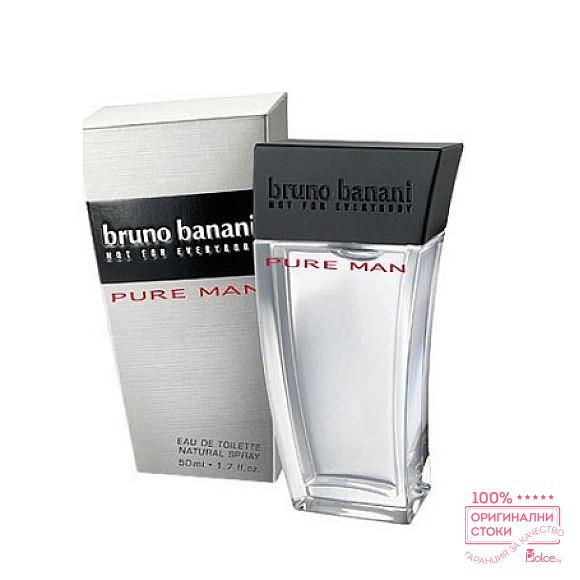 Bruno Banani Pure Man тоалетна вода  за мъже