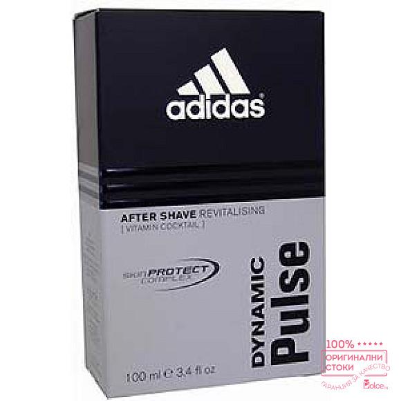 Adidas Dynamic Pulse  афтършейв лосион