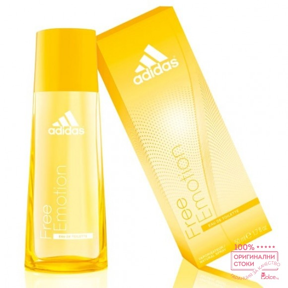 Adidas Free Emotion Ladies EDT за жени