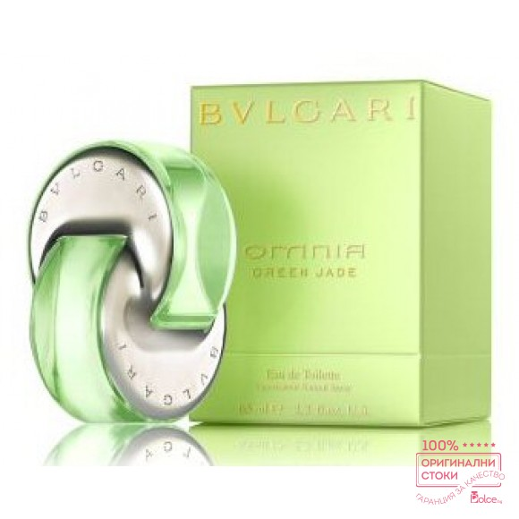 Bvlgari Omnia Green Jade  душ гел за жени