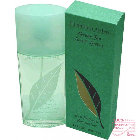 Elizabeth Arden Green Tea EDP - дамски парфюм