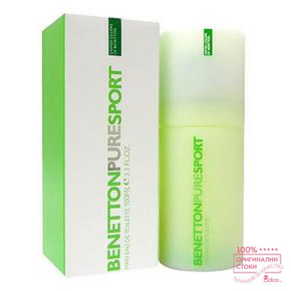 Benetton Pure Sport EDT - за мъже