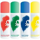 Benetton Rosso Woman дамски дезодорант спрей