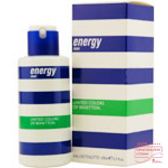 Benetton Energy EDT aромат за мъже