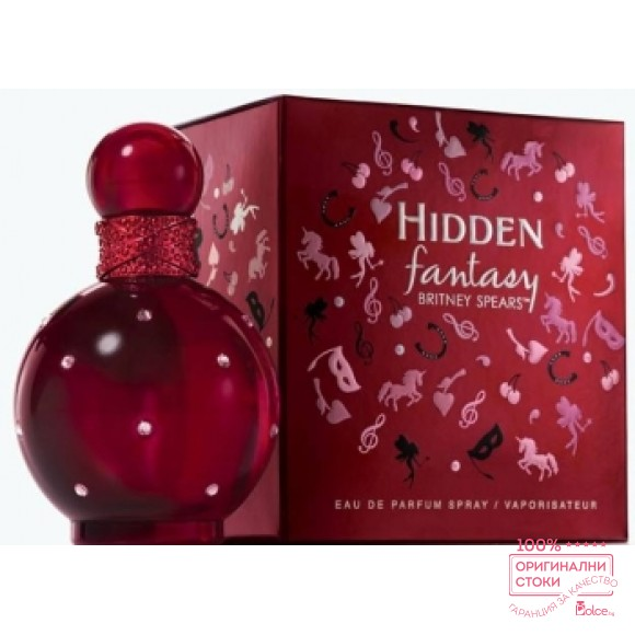 Britney Spears Hidden Fantasy EDP - Дамски парфюм