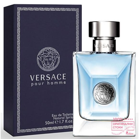 Versace Pour Homme афтършейв лосион за мъже