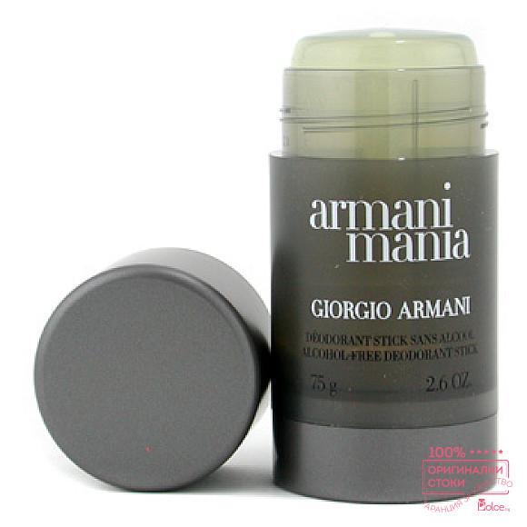 Armani Mania стик за мъже