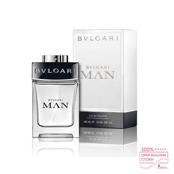 Bvlgari Man EDT - тоалетна вода за мъже