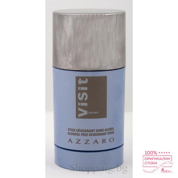 Azzaro Visit дезодорант стик за мъже