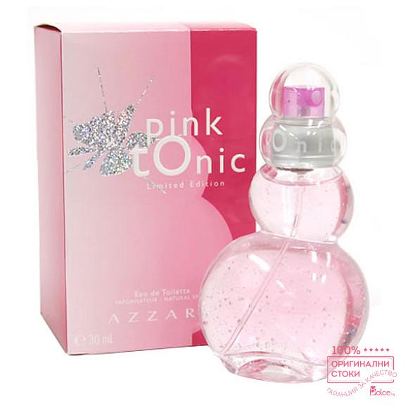 Azzaro Pink Tonic Eau De Toilette  дамски аромат