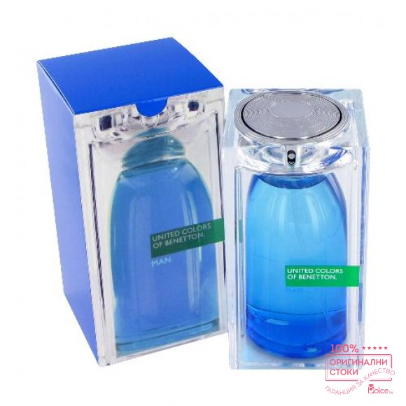 Benetton Man Мъжки дезодорант