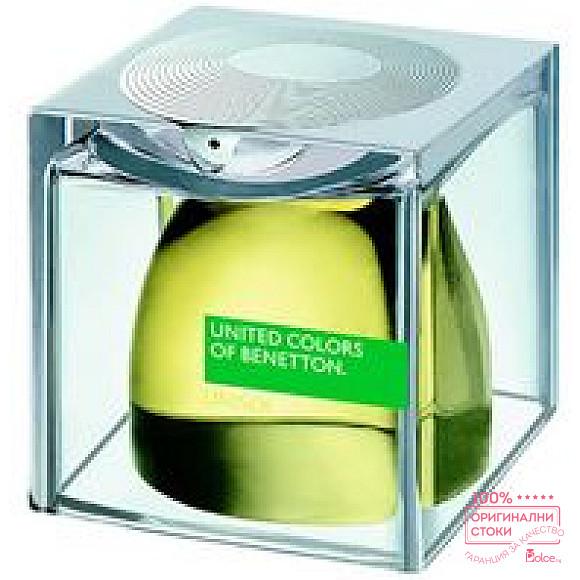 Benetton Unisex EDT - унисекс тоалетна вода