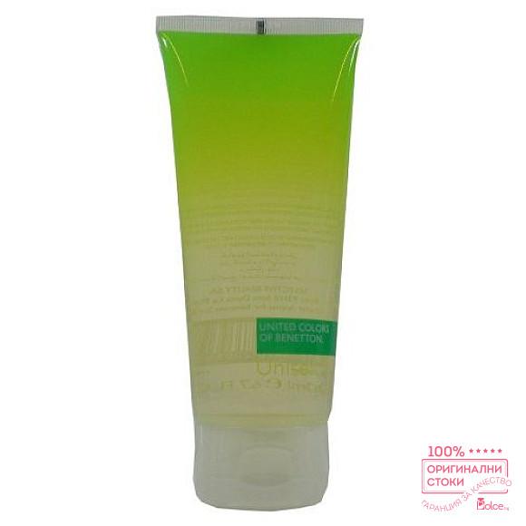 Benetton Unisex - унисекс душ гел
