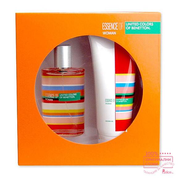 Benetton Essence of United Colors комплект за жени