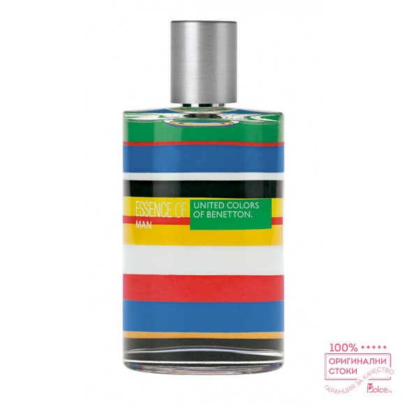 Benetton Essence of United colors EDT - тоалетна вода за мъже