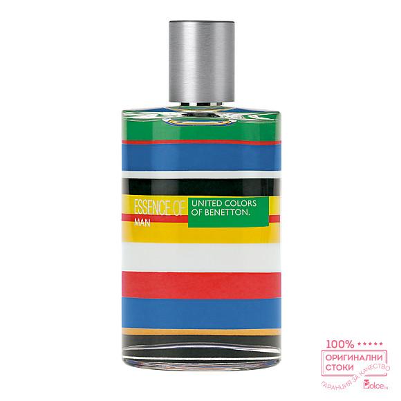 Benetton Essence of United colors Дезодорант за мъже