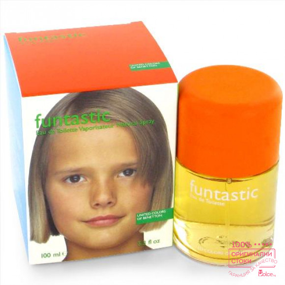 Benetton Funtastic EDT - тоалетна вода за жени