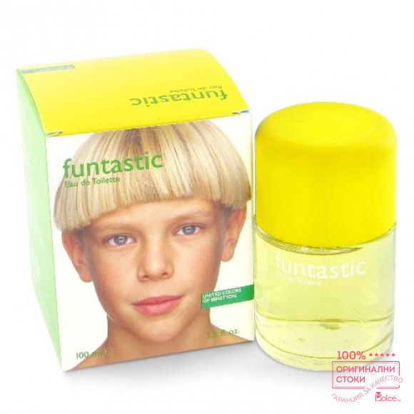 Benetton Funtastic EDT за мъже