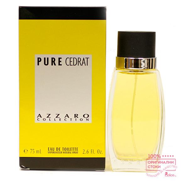 Azzaro  Pure Cedrat тоалетна вода за мъже