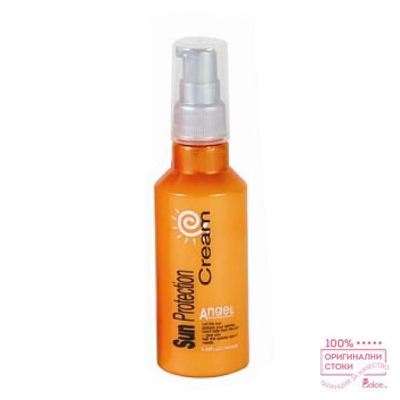 Angel Sun Protection Cream Крем за коса за защита от слънце