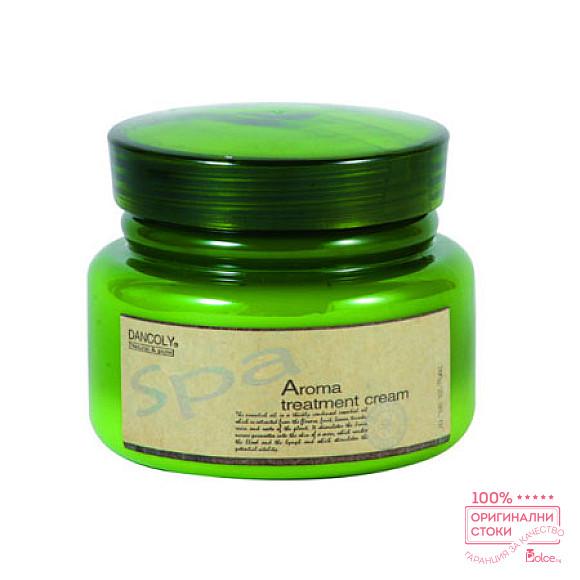 Angel Aroma Treatement Cream подхранваща арома крем - маска