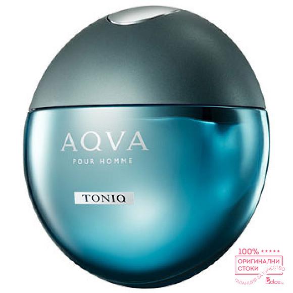 Bvlgari Aqva Toniq EDT - тоалетна вода за мъже