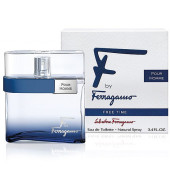 salvadore ferragamo f by free time edt - тоалетна вода за мъже