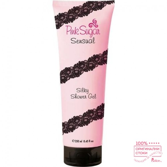 Aquolina Pink Sugar Sensual дамски душ гел
