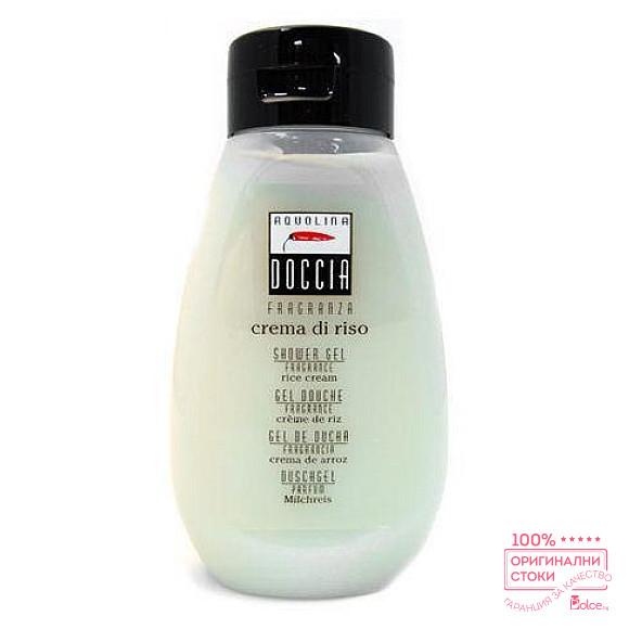 Aquolina душ гел с аромат на мляко с ориз