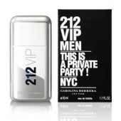 Carolina Herrera 212 VIP EDT - тоалетна вода за мъже