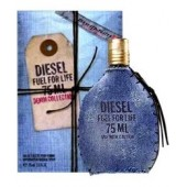 diesel fuel for life denim edt -  за мъже