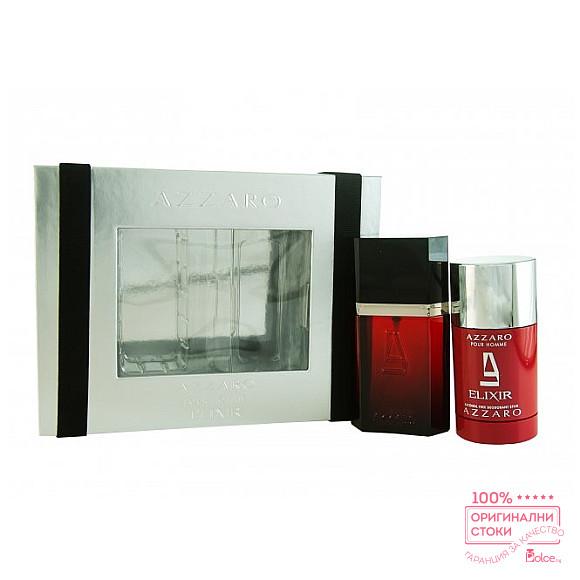 Azzaro Elixir EDT - Подаръчен комплект за мъже
