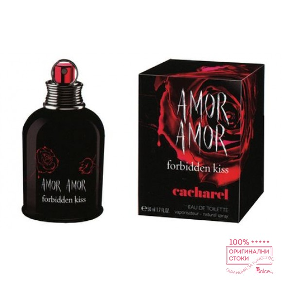 Cacharel Amor Amor Forbidden Kiss EDT - тоалетна вода за жени